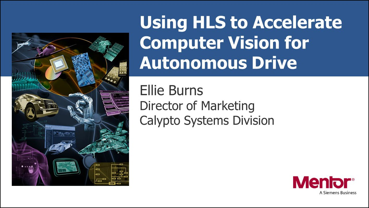 DAC 2018 | Using HLS to Accelerate Computer Vision for Autonomous