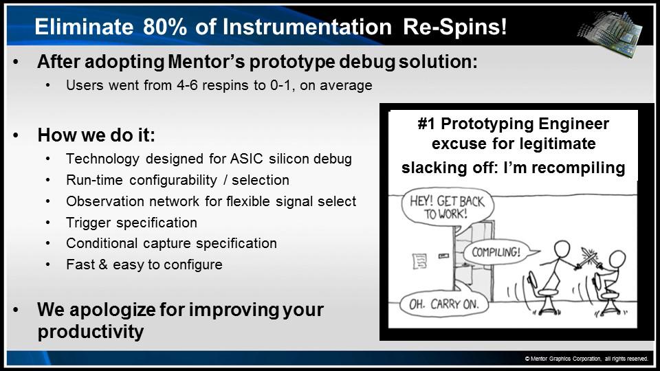 FPGA Prototyping - Maximize Your Enterprise Debug Productivity Session | Subject Matter Expert - Stephen Bailey | Enterprise Debug & Analysis Seminar