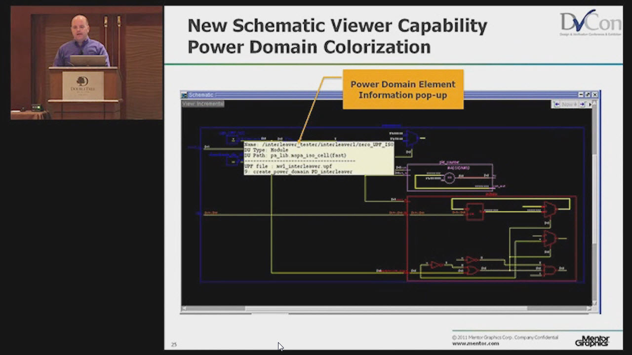 Power Aware Verification and UPF Based Tips and Tricks Session | Subject Matter Expert - Tom Fitzpatrick | Advanced Verification Technologies in the Real World Seminar