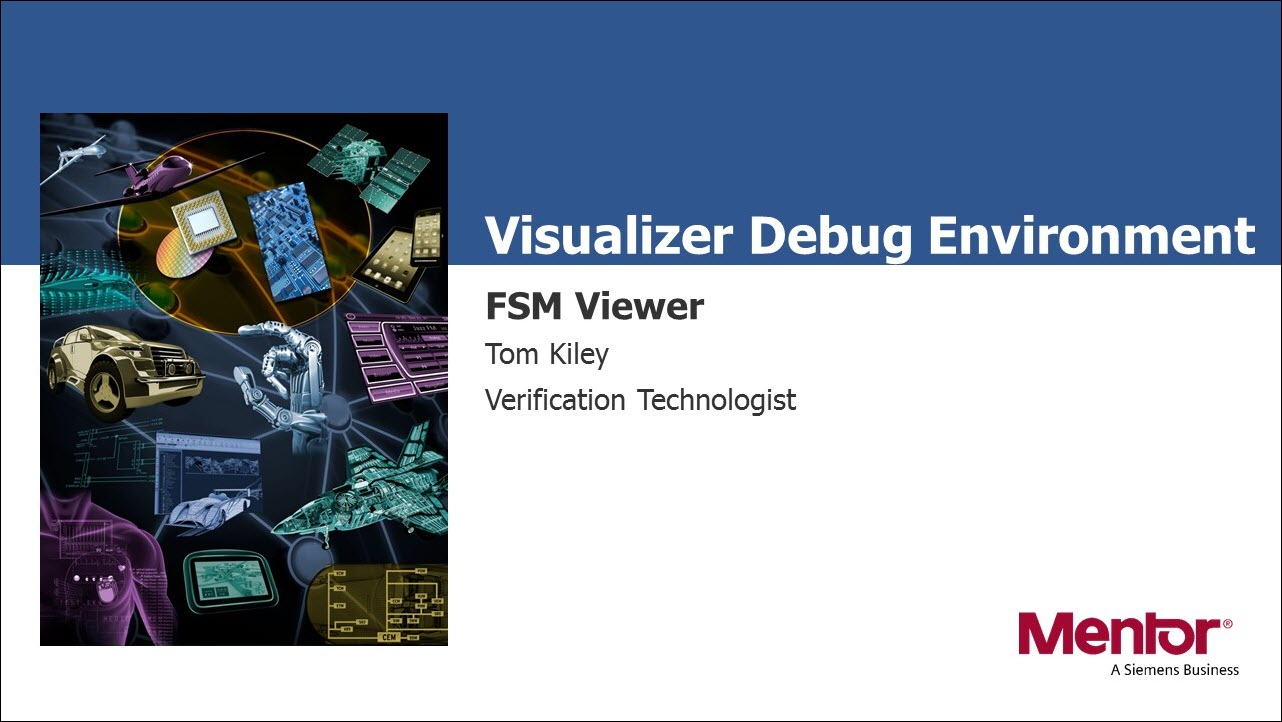Visualizer Debug Environment - FSM Viewer