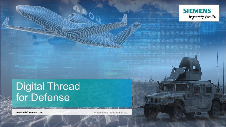 The Digital Twin: An Aerospace and Defense Revolution | Subject Matter Expert - Ray Salemi | Academy Live Web Seminar