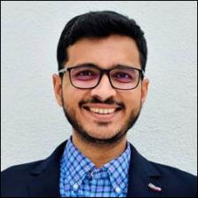 Shubhankar Deshmukh - Applications Engineer