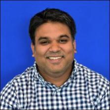 Ashish Amonkar - Principal Electrical Engineer