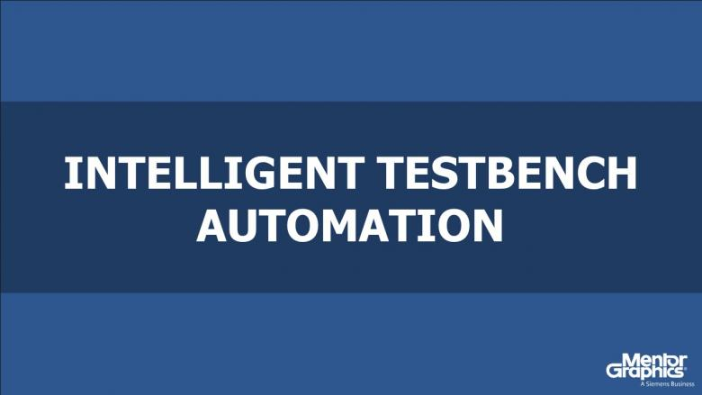 Intelligent Testbench Automation Course | Subject Matter Expert - Mark Olen | Simulaton-Based Techniques Topic