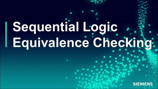 Sequential Logic Equivalence Checking Course | Subject Matter Expert - Jin Hou | Formal-Based Techniques Topic