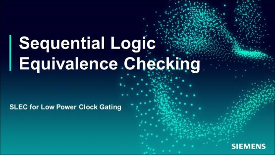 SLEC for Low Power Clock Gating Session | Subject Matter Expert - Jin Hou | Sequential Logic Equivalence Checking Course