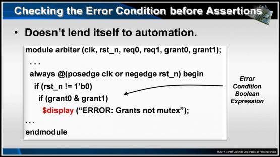 Introduction to SystemVerilog Assertions Session | Subject Matter Expert - Harry Foster | Assertion-Based Verification Course