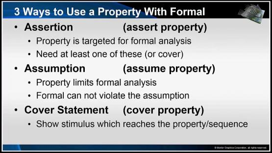PropCheck - Formal Model Checking Session | Subject Matter Expert - Mark Eslinger | Formal Assertion-Based Verification Course