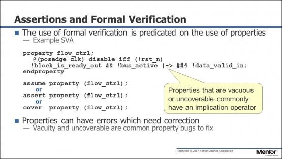 Formal Coverage for Property Debug Session | Subject Matter Expert - Mark Eslinger | Formal Coverage Course