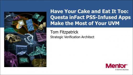 DAC 2019 | Questa inFact PSS-Infused Apps Make the Most of Your UVM