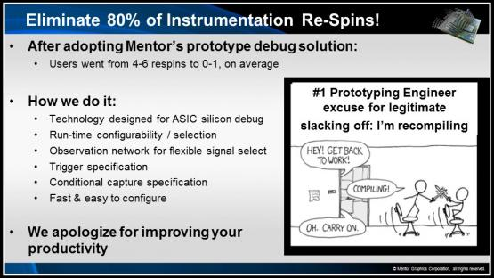 FPGA Prototyping - Maximize Your Enterprise Debug Productivity Session | Subject Matter Expert - Stephen Bailey | Enterprise Debug & Analysis Seminar