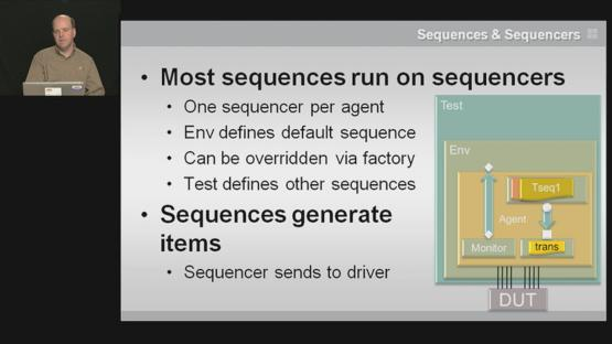 Layering Sequences Session | Subject Matter Expert - Tom Fitzpatrick | Advanced OVM Course