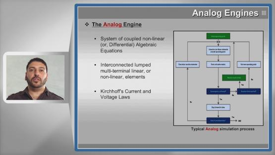 AMS Engines Session | Subject Matter Expert - Ahmed Eisawy | Improve AMS Verification Performance Course