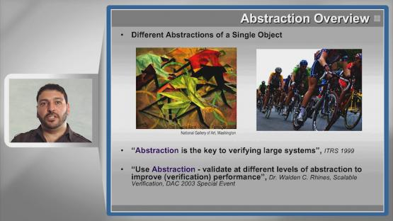 Modeling Abstraction Session | Subject Matter Expert - Ahmed Eisawy | Improve AMS Verification Performance Course