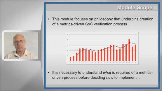 Introduction to Metrics Session | Subject Matter Expert - Andreas Meyer | Metrics in SoC Verification Course