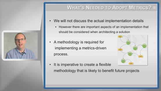 What's Needed to Adopt Metrics? Session | Subject Matter Expert - Andreas Meyer | Metrics in SoC Verification Course