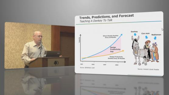 Trends, Predictions and Forecasts Session | Harry Foster - Subject Matter Expert | Design & Verification in the SoC Era Seminar