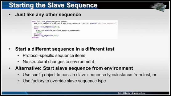 UVM Sequences in Depth Session | Subject Matter Expert - Tom Fitzpatrick | UVM Recipe of the Month Seminar